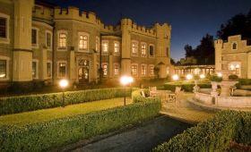 romantický pobyt pro 2 na zámku