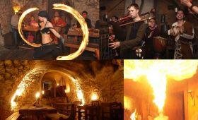 večírek středověk