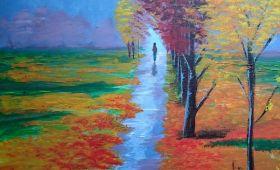kurz malování