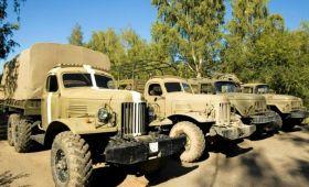 zážitek ve vojenském voze