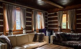 luxusní chata v jizerkách