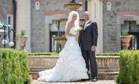 svatba hluboká na vltavou